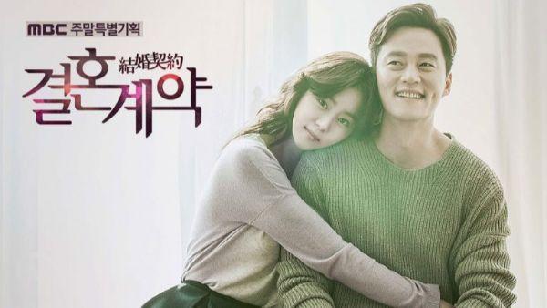 Những bộ phim về hợp đồng hôn nhân Hàn Quốc hay nhất-7
